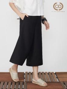 Big Bell Premium Linen Pants (CL1ABL)