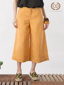 Big Bell Premium Linen Pants (CL1ADY)