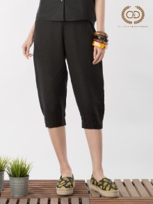 Aladin Premium Linen Pants (CL1BBL)