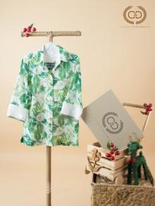 Jasmine Scent Cotton Nano Shirt (CL22GR)