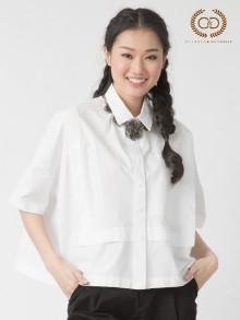 Premium Cotton Shirt (CL4IWH)