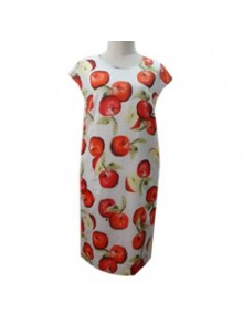Apple Scent Premium Cotton Dress (CO19RE)