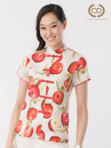 Apple Scent Premium Cotton Shirt (CO1JRE)