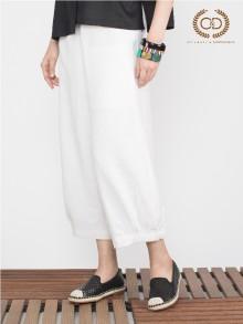 Big Jinny Premium Linen Pants (CP14WH)