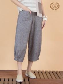 Big Jinny Premium Linen Pants (CP15BR)