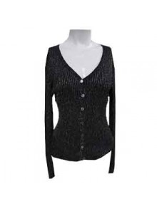 Knit Cardigan(FP65BL)