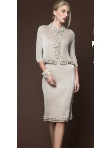 Luxury Pleat Skirt (FP7DBE)