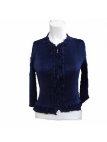 Pleat Blouse-Pleat Jacket(FP7SNV)