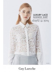 BUSINESS LUXURY LACE SHIRT (GL5UWH)