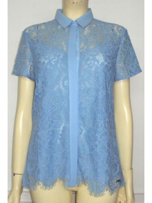 BUSINESS LUXURY LACE SHIRT