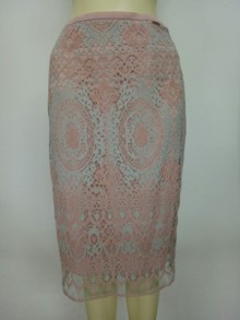 BUSINESS LUXURY LACE SKIRT