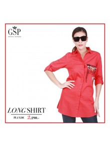 BASIC COTTON SHIRT PL1XDE