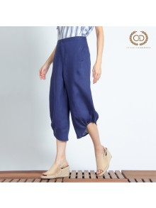 Balloon Premium Linen Pants (CR3DNV)
