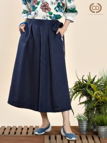 Biggu Linen Premium Pants (CQ1GNV)