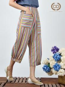 ไทยเท่ Big Jinny Cotton Premium Pants (CR1CGR)