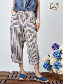 ไทยเท่ Big Jinny Cotton Premium Pants (CR1COR)